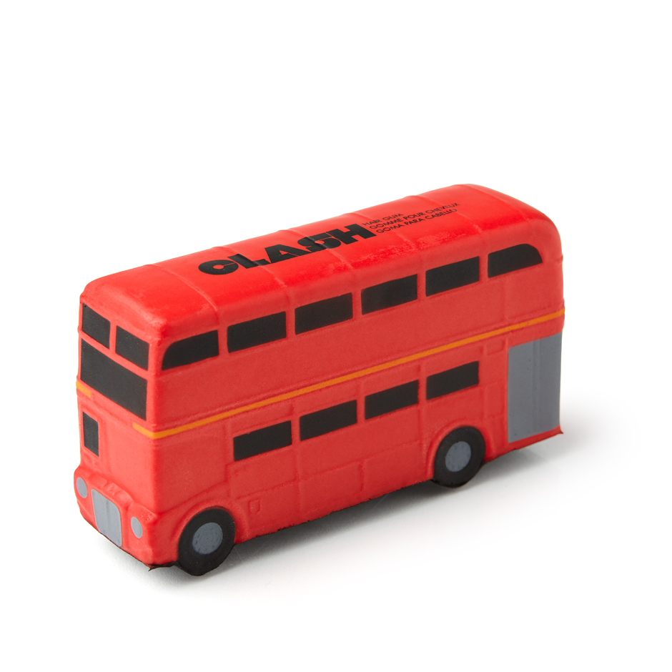 Jb clash doubledecker bus